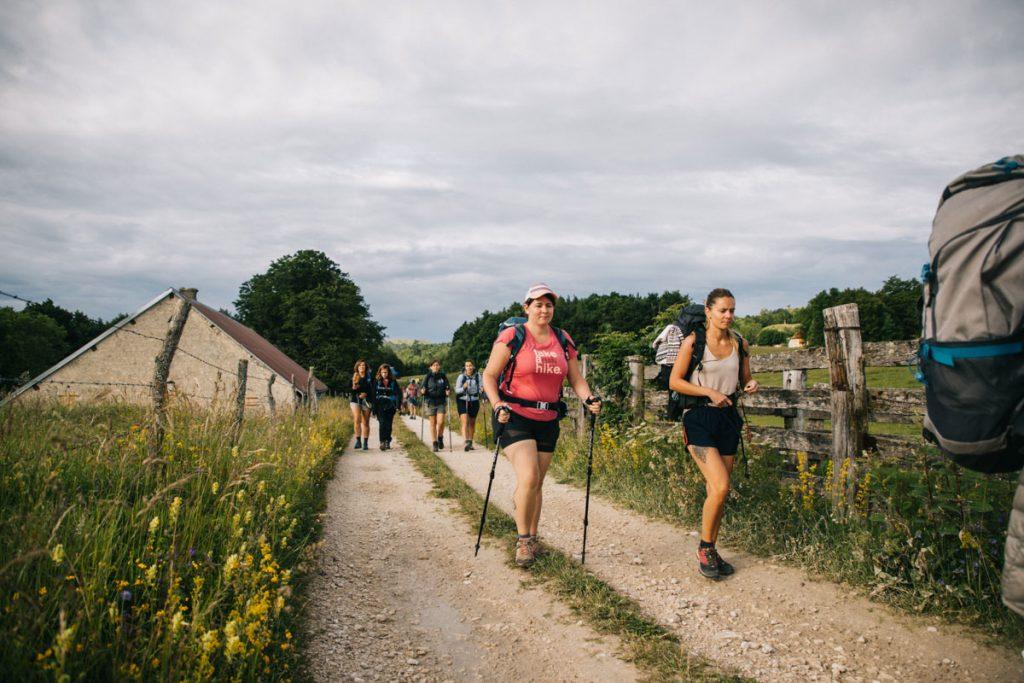 Comment débuter en trek et bivouac, les bons conseils. crédit photo : Clara Ferrand - blog Wildroad