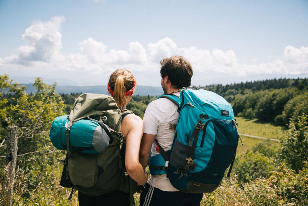 Faire une randonnée dans le Buggy, un trek de plusieurs jours. crédit photo : Clara Ferrand - blog Wildroad