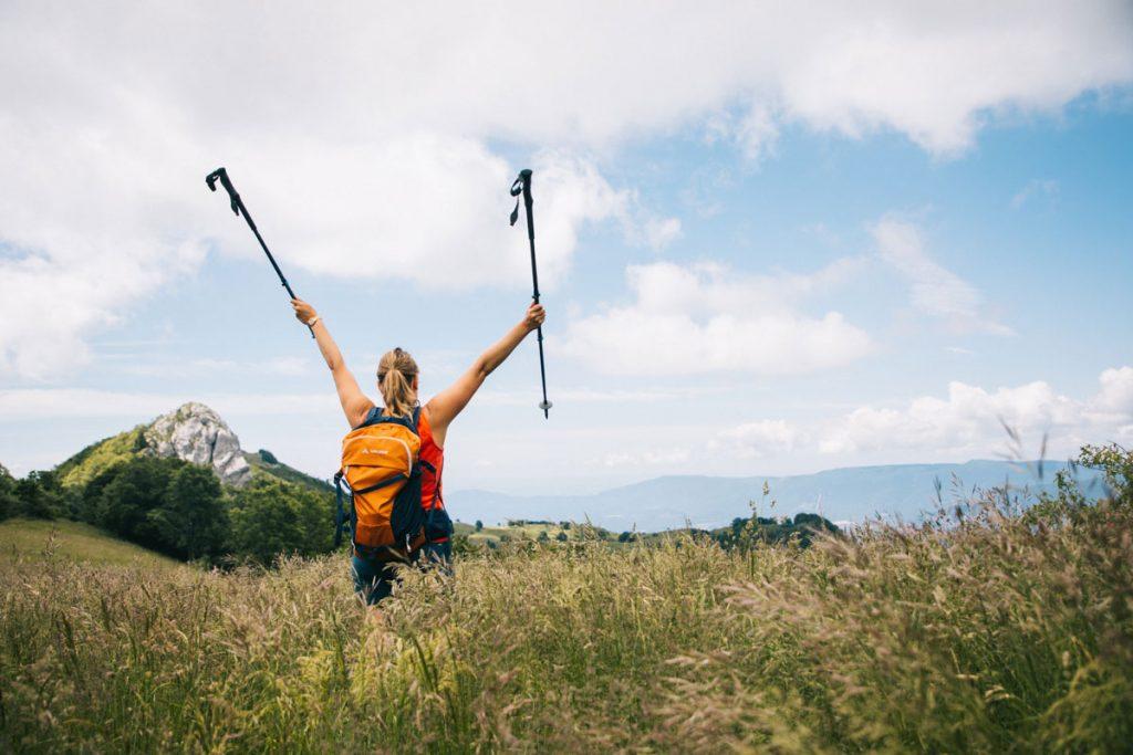 La Madjacques trek pour sortir de sa zone de confort. crédit photo : Clara Ferrand - blog Wildroad