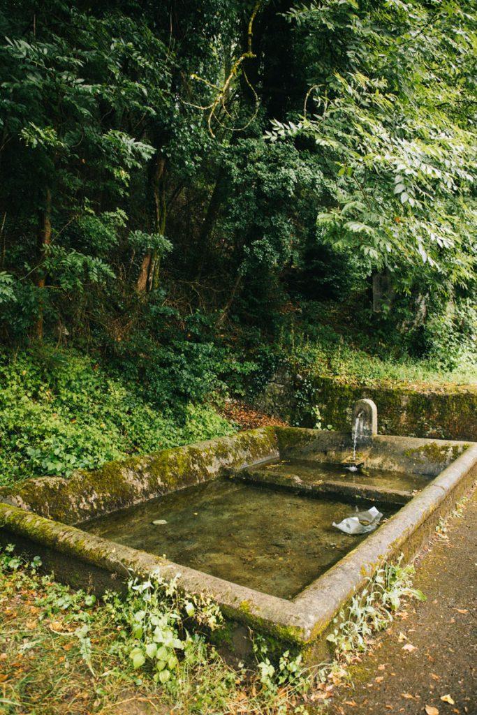 Chambery insolite: un ancien Lavoire. crédit photo : Clara Ferrand - blog Wildroad.