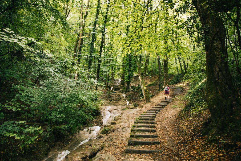 Randonnée facile en savoie à Chambery : le parc de la Calamine. crédit photo : Clara Ferrand - blog Wildroad