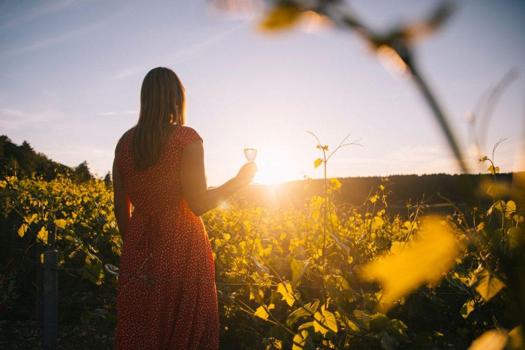 Quelle est la bonne période pour un week-end en Champagne . crédit photo : Clara Ferrand - blog WIldroad