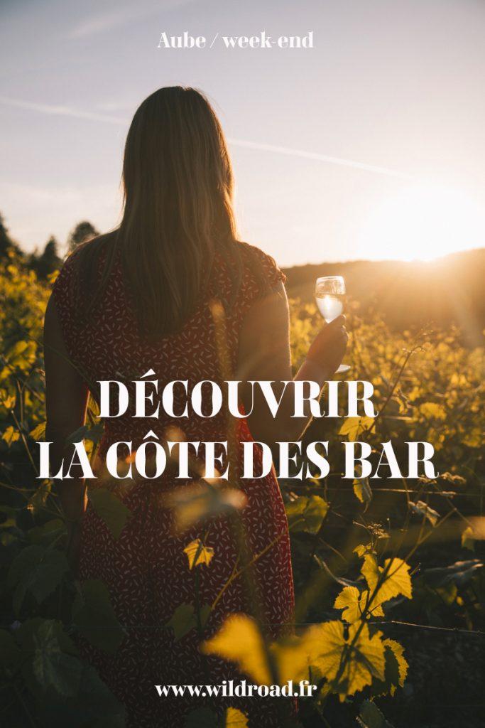 Découvrir la côte des Bar lors d'un week-end autour de Troyes. crédit photo : Clara Ferrand - blog WIldroad #grandest #aubeenchampagne #champagne #weekend #france