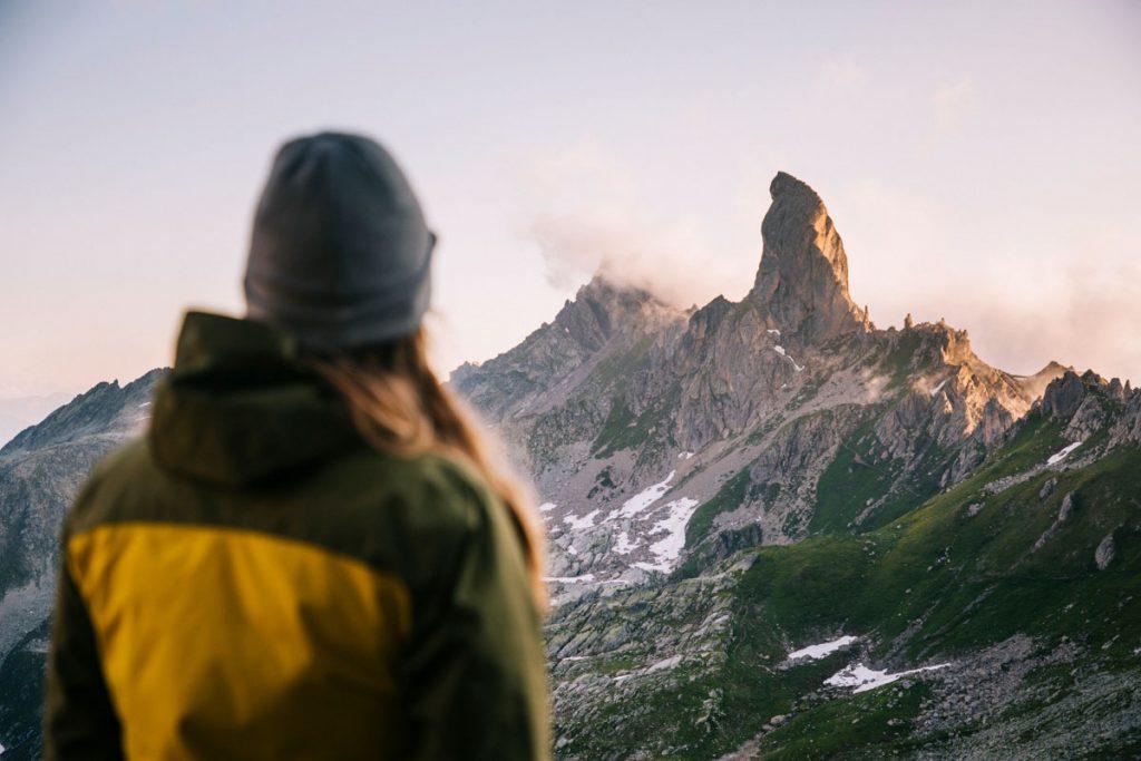 Quelle ets la bonne période pour randonnée dans le Beaufortain en Savoie. crédit photo : Clara Ferrand - blog Wildroad