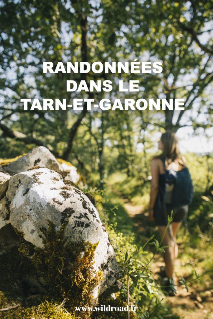 Randonner dans le Tarn et Garonne : 8 idées d'itinéraire facile à faire autour de Montauban. crédit photo : Clara Ferrand - blog Wildroad