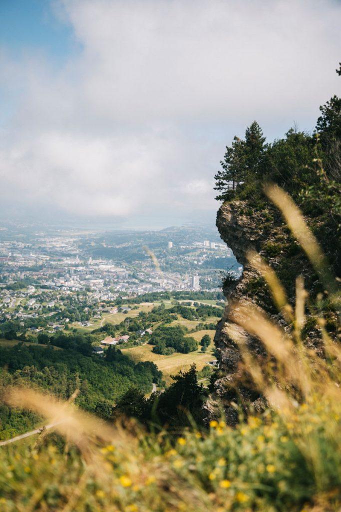 Randonnée pour découvrir les alentours de Chambéry. crédit photo : Clara Ferrand - blog Wildroad
