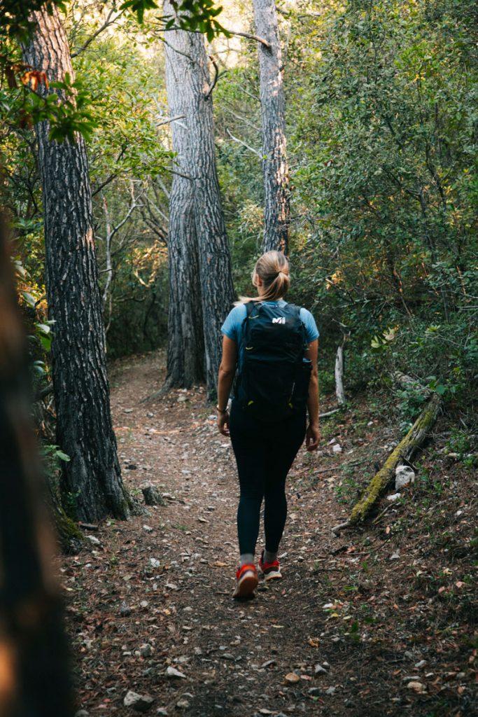 Faire la randonnée du sentier Cathare étape par étape. crédit photo : Clara Ferrand - blog Wildroad