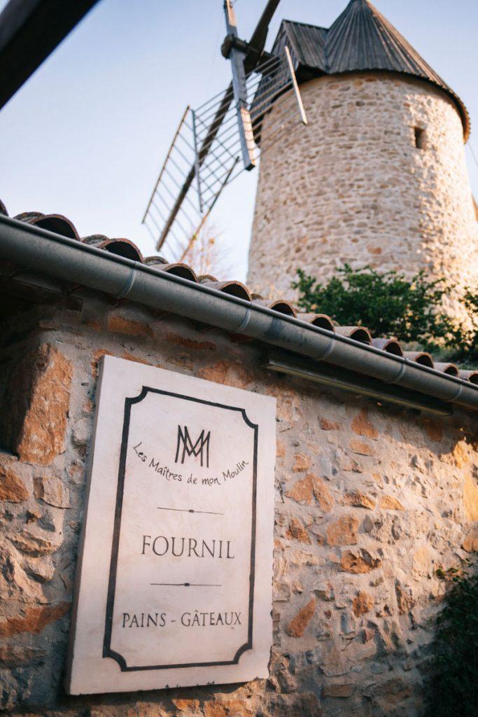 Le fournil du moulin de Cucugnan, une visite incontournable dans les Corbières. crédit photo : Clara Ferrand - blog Wildroad